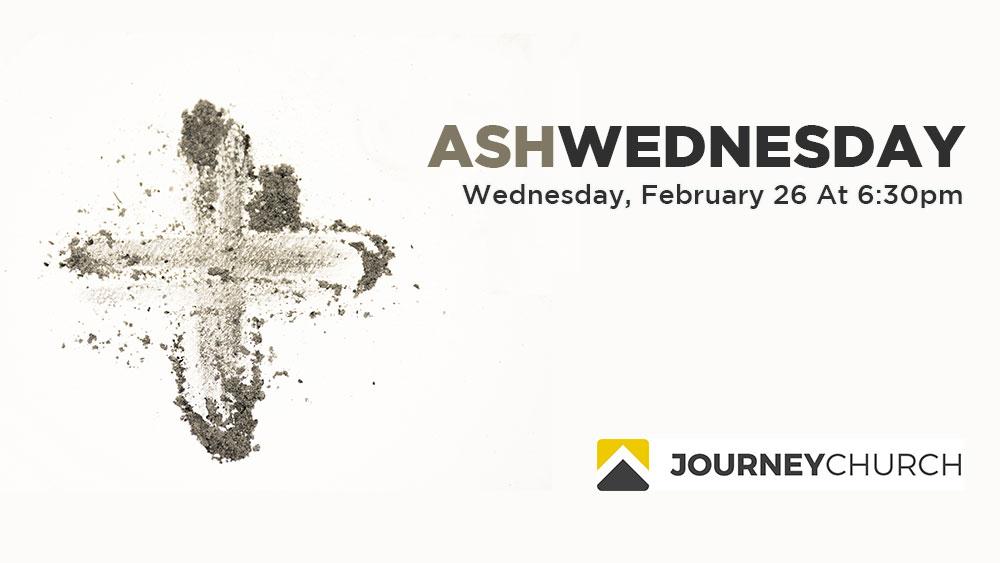 Lent – Ash Wednesday