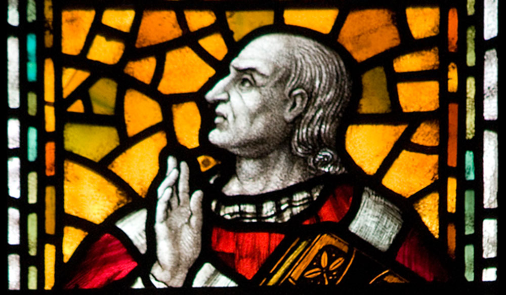 Nothing Greater – Anselm of Canterbury