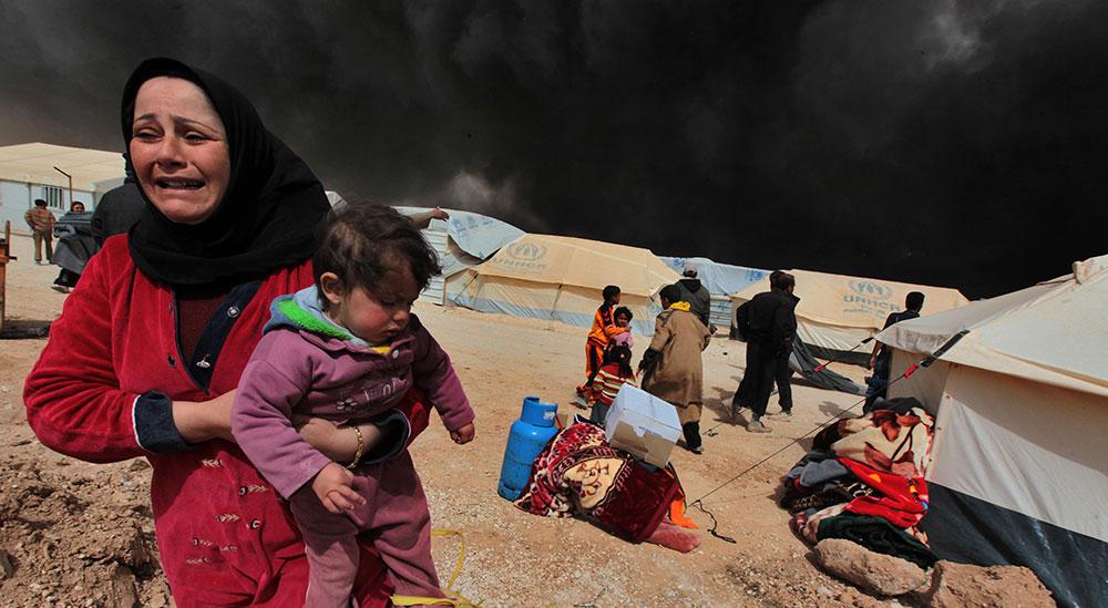 How Should We Respond to Refugees?