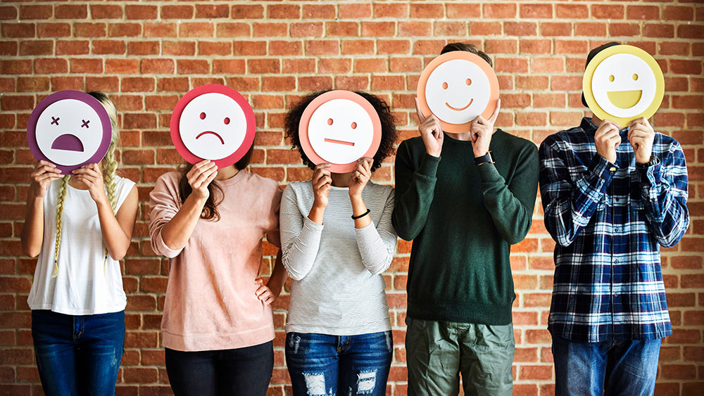Emotions should enhance, not control you