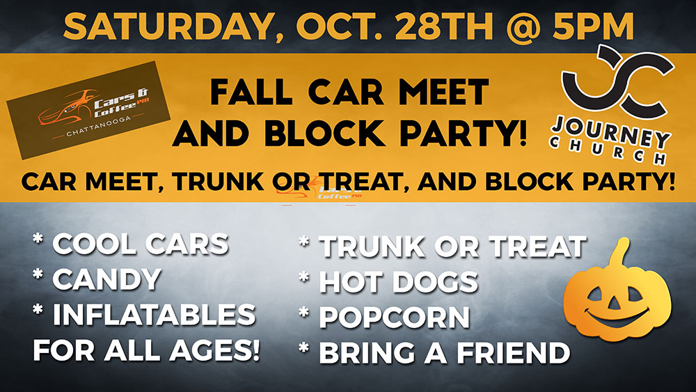 2nd Annual Trunk or Treat/Car Meet and How You Can Help